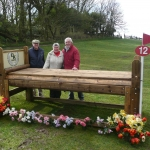 "Presentation of ""The Big Bed"" to Eventing Ire NR"